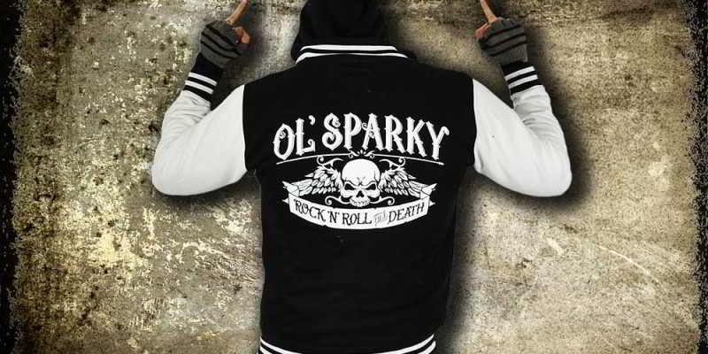 Old Sparky College Jacket
