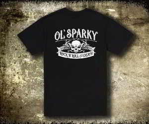 Old Sparky T-Shirt