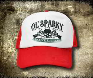 Old Sparky Mesh Cap