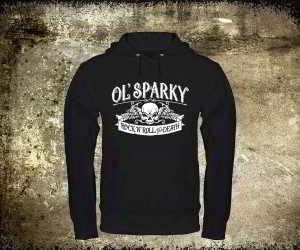Old Sparky Hoodie